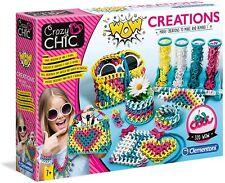 CLEMENTONI CRAZY CHIC - Wow Creations Bracciali Modulari