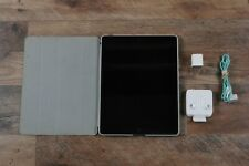 Apple iPad 16GB BLACK Model A1395. Bundle, FLIP CASE - CHARGER - EARBUDS EXE L2