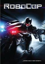 RoboCop (DVD, 2014)Crime Has a new Enemy(Remake)