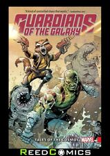 GUARDIANS OF THE GALAXY TALES OF THE COSMOS GRAPHIC NOVEL Collect Backup Stories