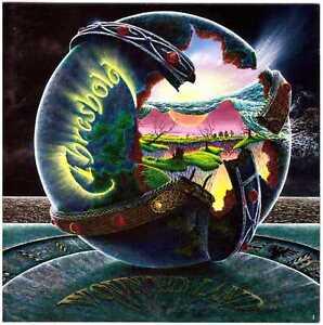 THRESHOLD Wounded Land CD U.K. Prog Metal – Japan Press w/ Bonus Track