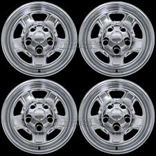 "4 CHROME 2005-2011 Dodge Dakota 16"" Wheel Skins Hub Caps Simulators Rim Covers"