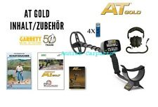 Garrett AT Gold Metalldetektor Tiefensonde Metallsuchgerät Goldsuchgerät Sonde