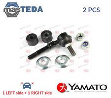2x YAMATO FRONT ANTI ROLL BAR STABILISER DROP LINKS PAIR J68009YMT I NEW