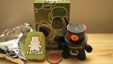 "Fatcap by Maze23 ""STAY ALIVE"" from Fatcap Series 1 - NEW IN OPENED BOX"