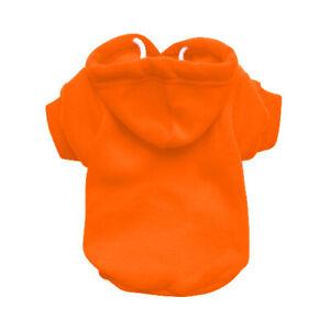 Orange Dog Hoodie - Orange Dog Sweater - Orange Dog Jumper - Dog/Puppy Clothing