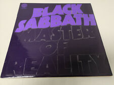 "BLACK SABBATH ""MASTER OF REALITY"" ORIG FR 1971 M-/M- / NO POSTER"