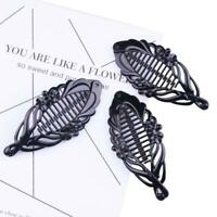 1pc Butterfly Banana Fish Hair Clip Hairpin Accessories Party Birthday N1K0