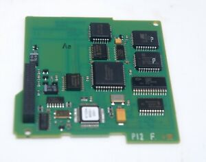Circuit Board for Philips M1034-66401 BIS Module Patient Bispectral Monitor