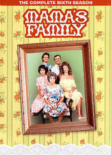 MAMA'S FAMILY: THE COMPLETE SIXTH SEASON  NEW DVD FREE SHIPPING!!!
