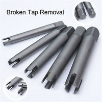 5pcs/Set Broken Tap Extractor Removal Tool Kits Removes 3 to 20mm Taps 3/4 Claws
