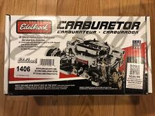 Edelbrock Performer Series 600 CFM Carburetor with Electric Choke 1406