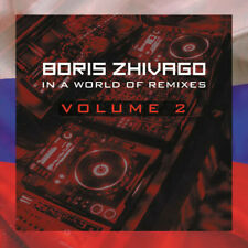 Boris Zhivago ‎– In A World Of Remixes Vol. 2 /  CD  ITALO DISCO
