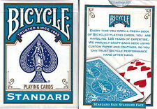 Bicycle Turquoise Deck USPCC Playing Cards green blue aqua colour fashion cute