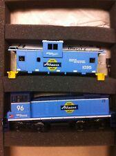 Athearn Special Edition 2200 SW 1000 & Wide Caboose HO Train Car NIB 1995 RARE