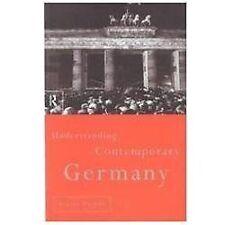 Understanding Contemporary Germany by Stuart Parkes (1996, Paperback)