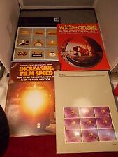 LOT OF OLD VTG KODAK, VIVITAR MANUALS, WIDE ANGLE MAG, FILM SPEED MAGAZINE