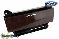2005-2008 Ford F-150 Cherry Zebrano Woodgrain Ash Tray OEM NEW 5L3Z-1504810-AAB