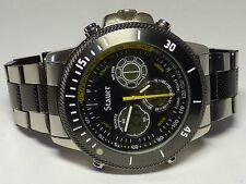 Stauer 20410  Mens Watch Hybrid Analog Digital Colossus