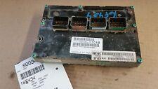 Engine motor Brain Box DODGE CARAVAN 05 3.3L from 7/8/04 ID# 04748631AE SEE DESC