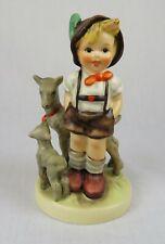 "Hummel Goebel ""Little Goat Herder"" 4.75"" #200/0 Collectible"