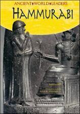 Hammurabi (Ancient World Leaders) by Judith Levin