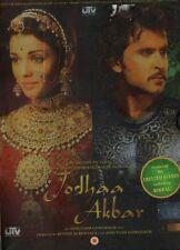 JODHAA AKBAR - UTV 3 DISC SET BOLLYWOOD DVD - Hrithik Roshan, Aishwariya Rai.