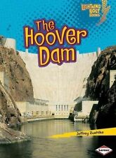 The Hoover Dam (Lightning Bolt Books: Famous Places)-ExLibrary