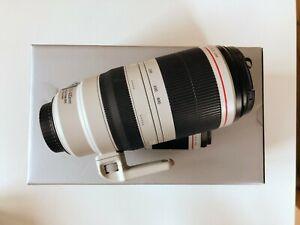 Canon EF 100-400 mm F/4.5-5.6 L IS II USM Objektiv