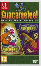 Guacamelee! One-Two Punch Collection SWITCH Neuf sous blister