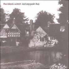 THE BLACK WATCH (ROCK) - LED ZEPPELIN FIVE NEW CD