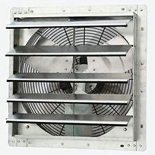 Attic Exhaust Fan 18 18in Shop Garage Ventilation Restaurant Warehouse Workshop