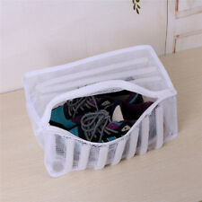 Zip Trainer Sports Shoe Laundry Net Bag Protect In Wash Shoes Washing Bag Mesh