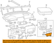 TOYOTA OEM 03-08 Corolla Instrument Panel Dash-Lid 5544002011B1