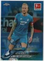 2018-19 Topps Chrome Bundesliga Blue Refractor /150 #58 Kevin Vogt