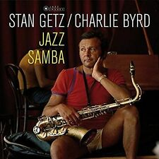 Jazz Samba by Stan Getz (Sax)/Charlie Byrd (Vinyl, Oct-2016, Jazz Images)