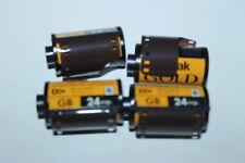 LOT OF 4 Kodak GOLD 200 35 mm for color prints GB 24 Exposures TB03