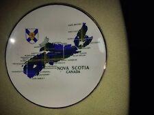 Lord Nelson Pottery Souvenir Plate Nova Scotia Canada 10-69 made in England