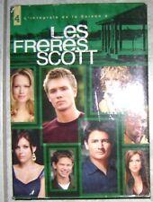LES FRERES SCOTT L'INTEGRALE DE LA SAISON 4 COFFRET 6 DVD