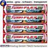 Turboflex 4 in 1 Dichtstoff & Klebstoff, 405 gramm Kartusche  p.Kg=30,864€