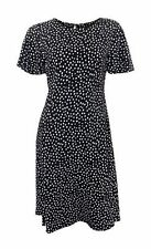 Viscose Special Occasion Midi Spotted Dresses for Women