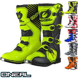Oneal Rider Motocross Boots MX Off Road Dirt Bike ATV Quad Racing Boots