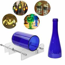 Wine, Beer, Liquor, Whiskey, Glass Bottle Round Bottles Cutter Cutting DIY Tool