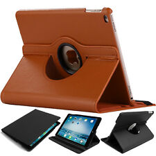 Leather Smart Case Cover For Apple iPad 2nd / 1st Generation iPad Mini 1,2,3 / 4