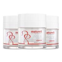 Ciencia Mature8 Anti-aging Hydrating Moisturiser Cream Triple Pk 3x50ml