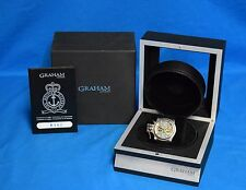 Graham Chronofighter Oversize Overlord Mark III 140/500 Limited Men's Wristwatch