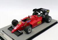 Tecnomodel 1/18 Scale TM18-122A - F1 Ferrari 126 C4-M2 European GP 1984 Arnoux