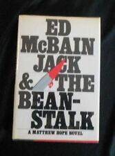 Ed McBain - JACK & THE BEAN-STALK - 1st/1st