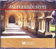 In Paradisum - Gregorianische Gesänge -  Reader's Digest  3 CD Box