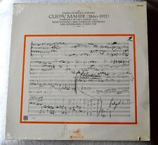 MAHLER SYMPHONY NO. 4 IN G MINOR MOSCOW RADIO LARGE SYMPHONY ORCHESTRA SEALED LP